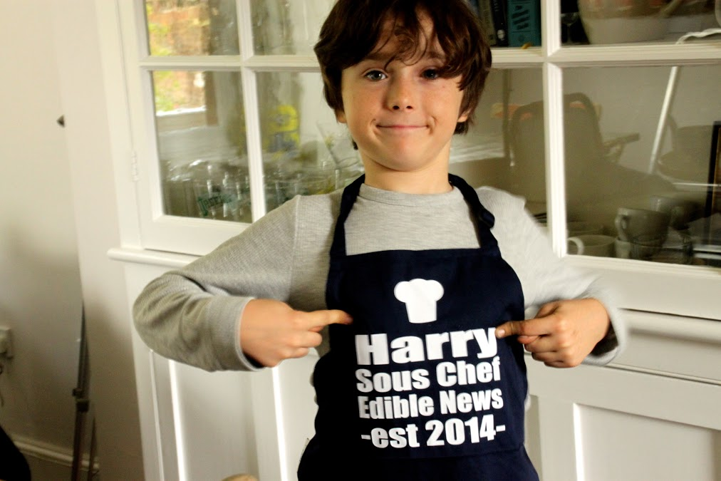 Harry the Sous Chef