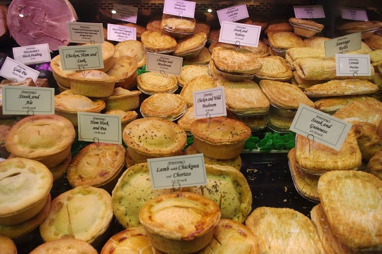 Armstrong's Pies