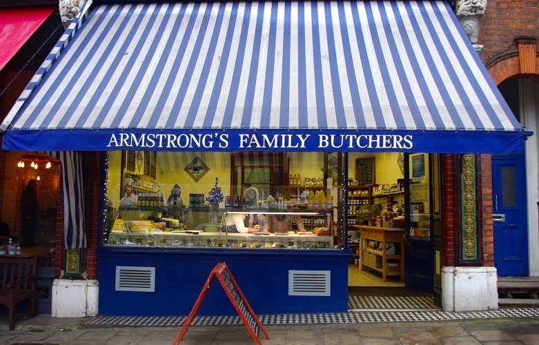 Interview with Armstrongs the Butchers